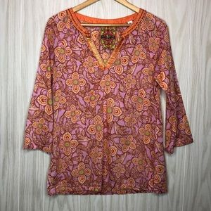 Robert Graham Blouse Size Small